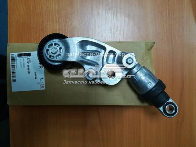 натягувач приводного ременя  SH0115980D