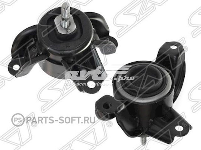 подушка (опора) двигуна, права  ST218101R000
