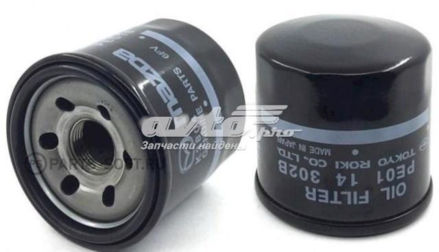 фільтр масляний  PE0114302B