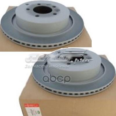 диск гальмівний передній  SDB000614