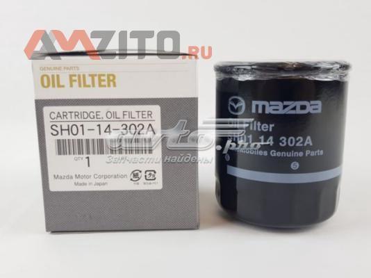 фільтр масляний  sh0114302a