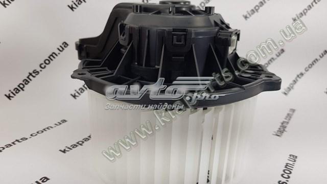 двигун вентилятора пічки (обігрівача салону)  971132Y000