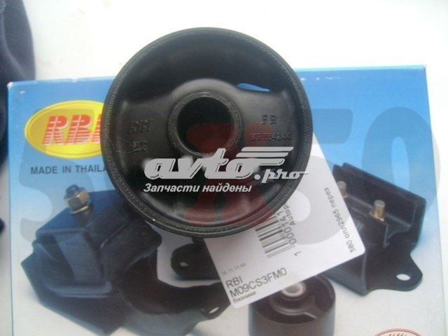 подушка (опора) двигуна, передня  M09CS3FM0