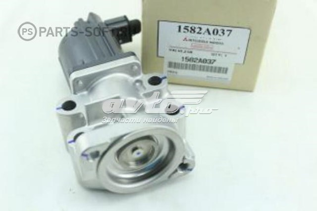 клапан egr, рециркуляції газів  1582A037