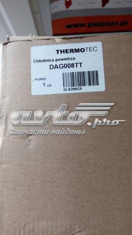 радіатор интеркуллера  DAG008TT