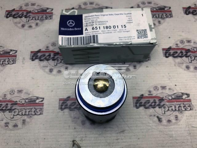 Ціна на клапан электромагнитный на Mercedes GLC (X253)