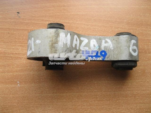 подушка (опора) двигуна, задня  GR1A39040A