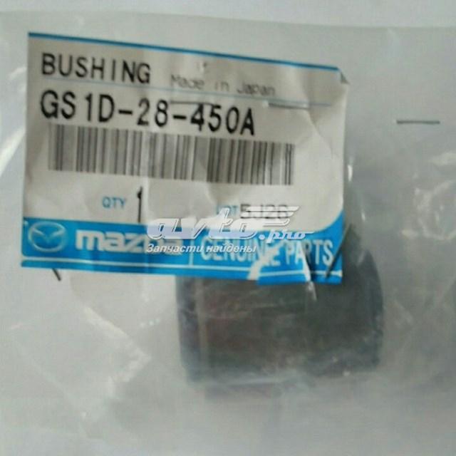сайлентблок заднього верхнього важеля  GS1D28450A