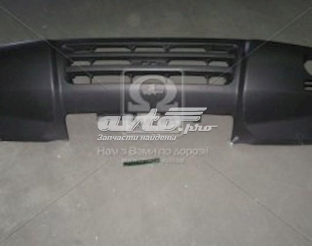 Передній бампер на Mitsubishi Pajero III - Купити бампер Міцубісі Паджеро на Avto.pro Україна