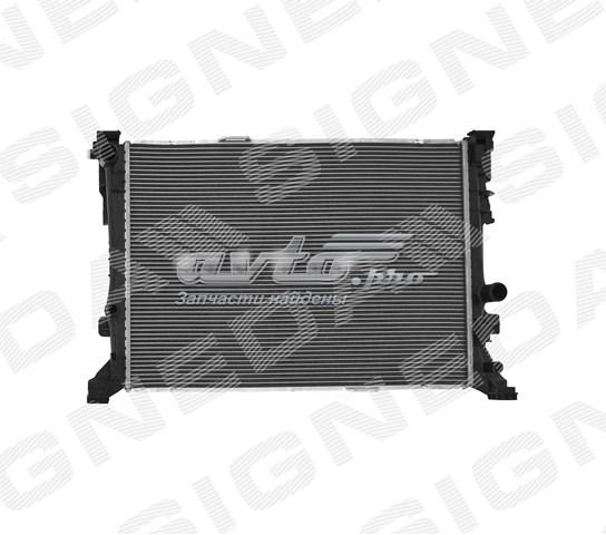 радіатор охолодження двигуна  RA67187