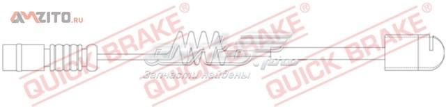 датчик зносу гальмівних колодок, передній  WS0251A