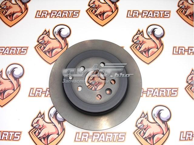 диск гальмівний задній  LR001019