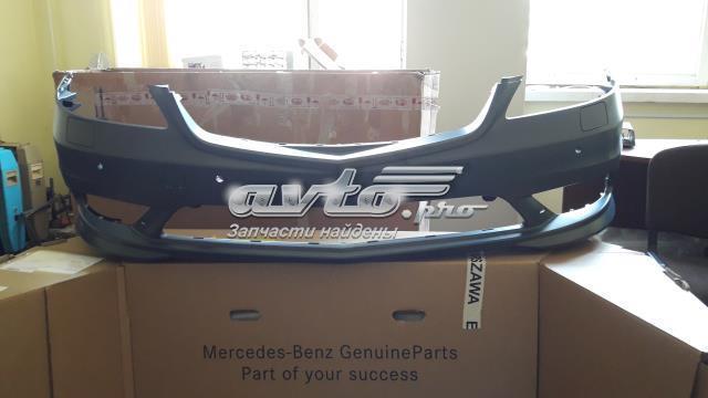 Передній бампер на Mercedes S W221 - Купити бампер Mercedes S на Avto.pro Україна