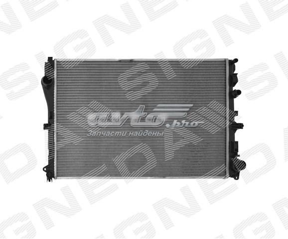 радіатор охолодження двигуна  RA627033Q