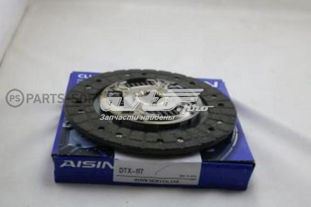 диск зчеплення  DTX117