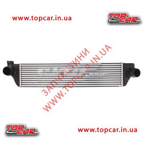 радіатор интеркуллера  DAR008TT