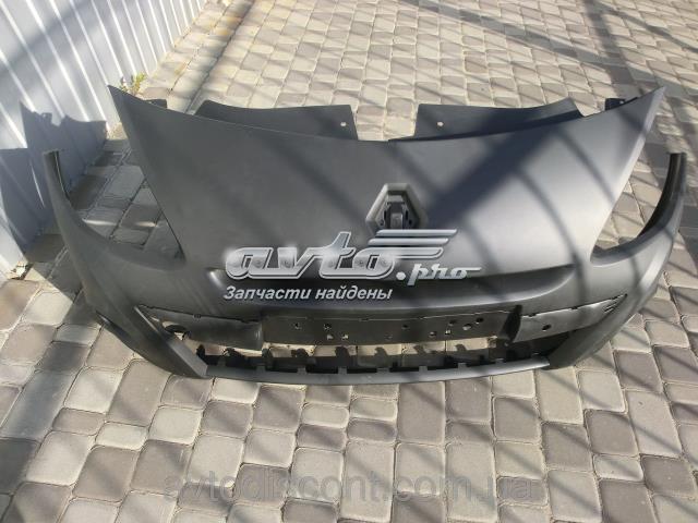 Передній бампер на Renault Clio III - Купити бампер Рено Кліо на Авто.про Україна