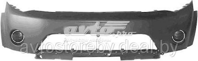 Передній бампер на Mitsubishi Outlander XL - Купити бампер Міцубісі Аутлендер на Avto.pro Україна