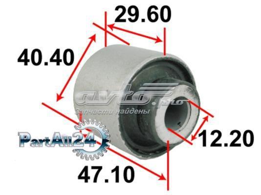 сайлентблок заднього верхнього важеля  AAMHO1045
