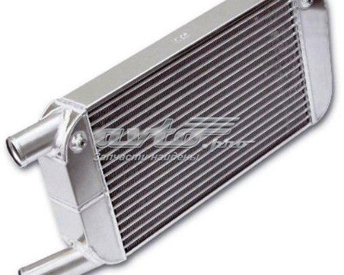 радіатор интеркуллера  DAX006TT