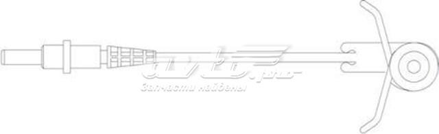 колодки гальмівні передні, дискові  WS0185A