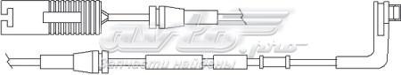 датчик зносу гальмівних колодок, передній  WS0250