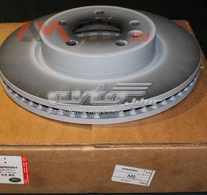 диск гальмівний передній  SDB000604
