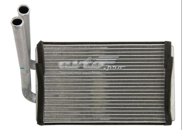 радіатор пічки (обігрівача)  D6X013TT