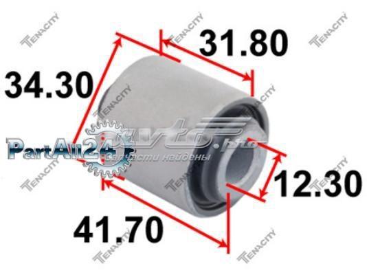 сайлентблок заднього верхнього важеля  AAMSB1008