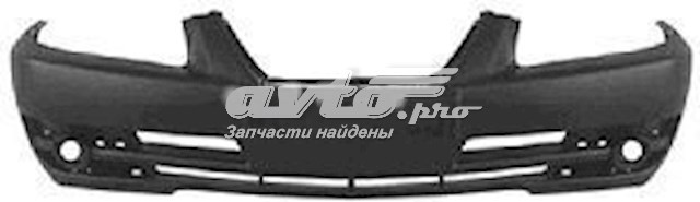 Передній бампер на Hyundai Elantra XD - Купити бампер Хендай Елантра на Авто.про Україна