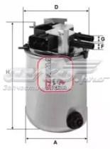 фільтр паливний  S1095NR
