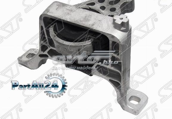 подушка (опора) двигуна, права  STBP4K39060B