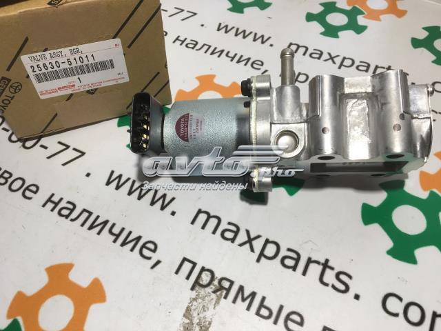 клапан egr, рециркуляції газів  2563051011