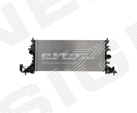 радіатор охолодження двигуна  RA630797